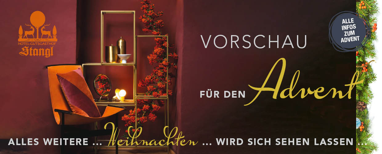 Advent im Stangl
